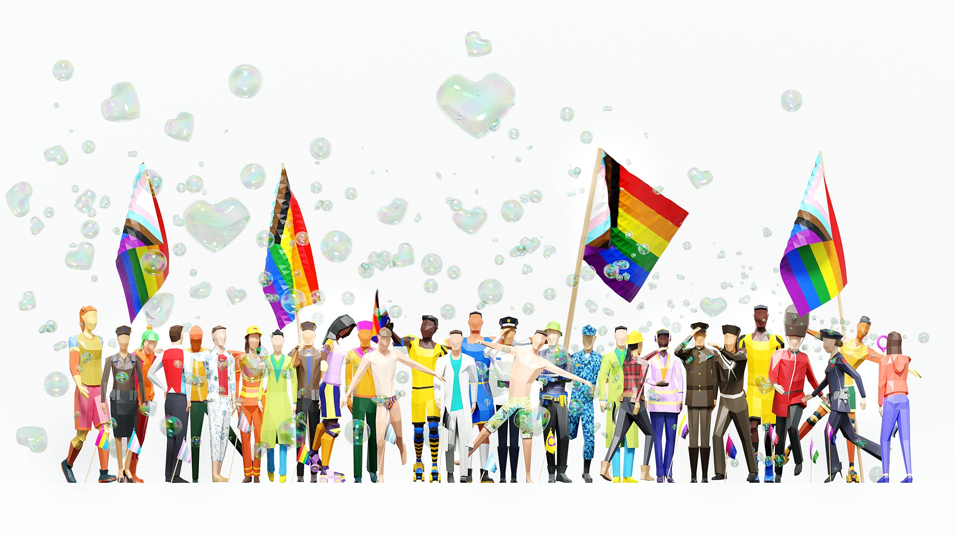 Pride 2021 – Timelapse